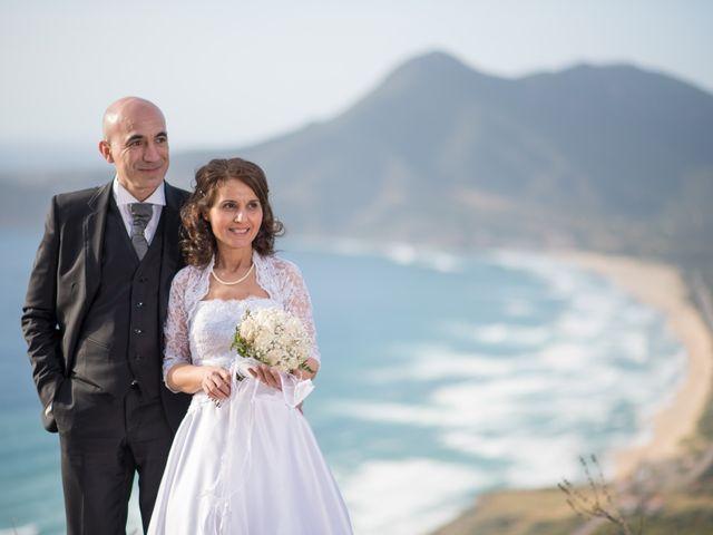 Il matrimonio di Rosaria e Carmelo a Villacidro, Cagliari 1