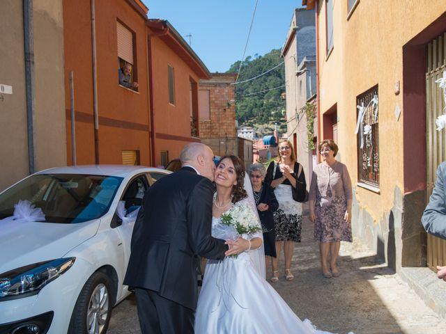 Il matrimonio di Rosaria e Carmelo a Villacidro, Cagliari 7