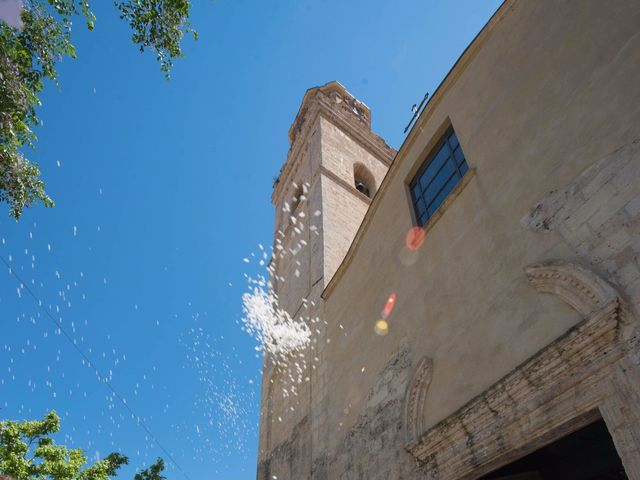 Il matrimonio di Rosaria e Carmelo a Villacidro, Cagliari 11
