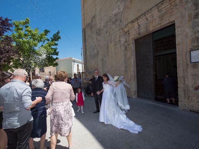 Il matrimonio di Rosaria e Carmelo a Villacidro, Cagliari 12