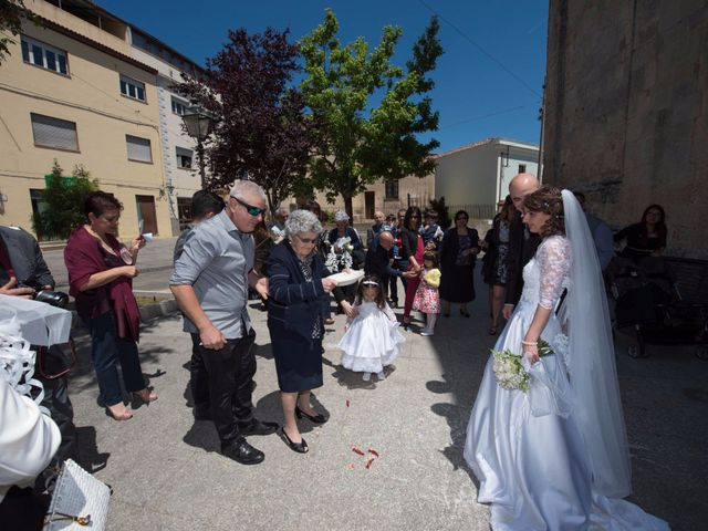 Il matrimonio di Rosaria e Carmelo a Villacidro, Cagliari 13
