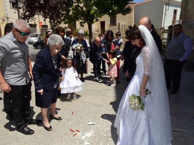Il matrimonio di Rosaria e Carmelo a Villacidro, Cagliari 31
