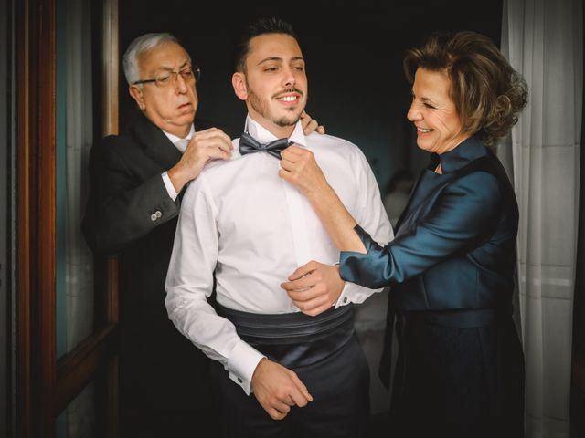 Il matrimonio di Davide e Melania a Napoli, Napoli 8