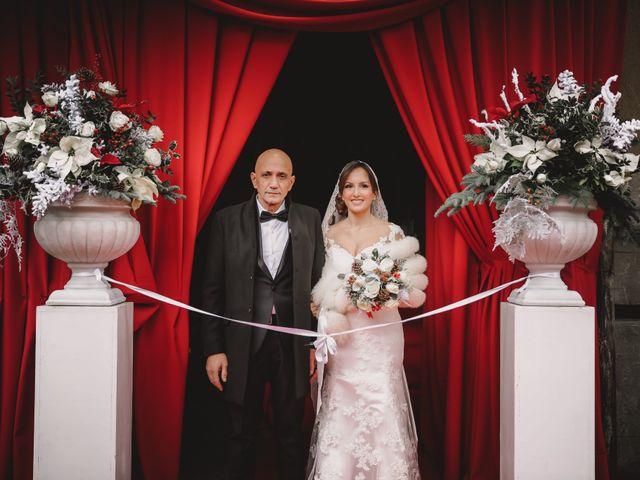 Il matrimonio di Davide e Melania a Napoli, Napoli 28