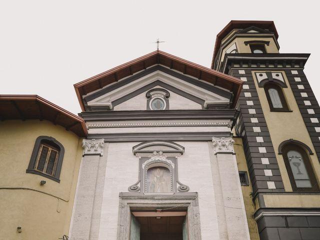 Il matrimonio di Davide e Melania a Napoli, Napoli 31