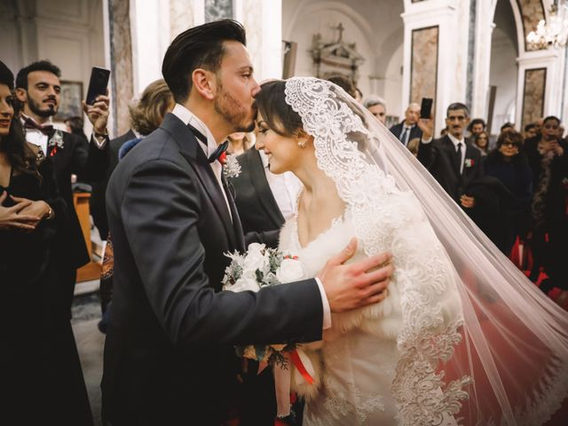 Il matrimonio di Davide e Melania a Napoli, Napoli 38