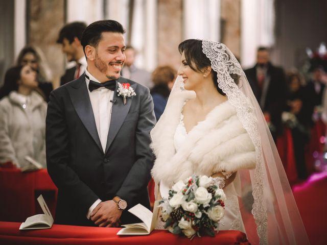 Il matrimonio di Davide e Melania a Napoli, Napoli 39