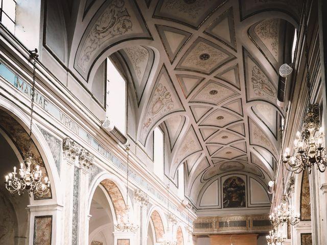 Il matrimonio di Davide e Melania a Napoli, Napoli 40
