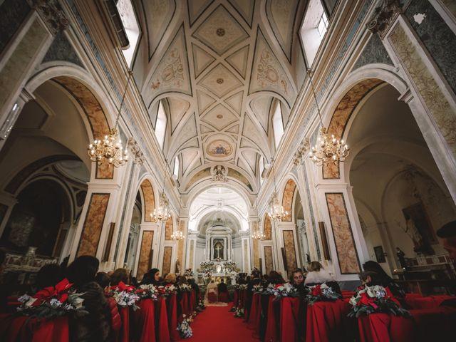 Il matrimonio di Davide e Melania a Napoli, Napoli 41