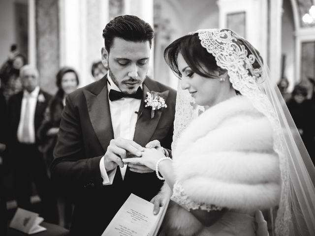 Il matrimonio di Davide e Melania a Napoli, Napoli 42