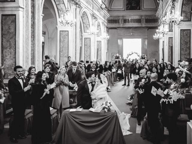 Il matrimonio di Davide e Melania a Napoli, Napoli 44