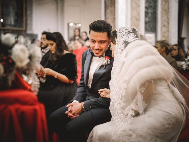 Il matrimonio di Davide e Melania a Napoli, Napoli 45
