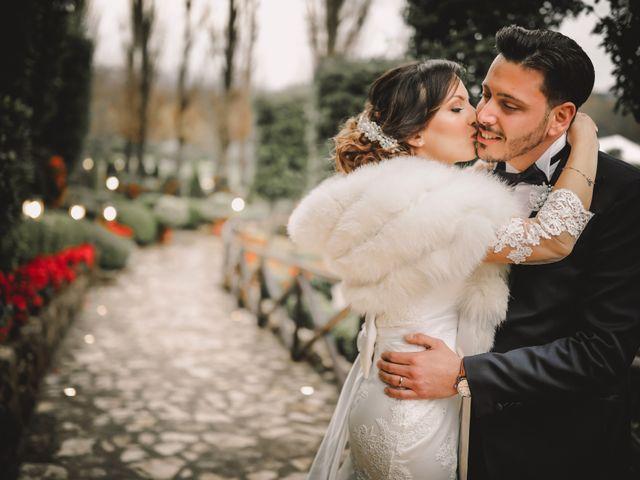 Il matrimonio di Davide e Melania a Napoli, Napoli 53