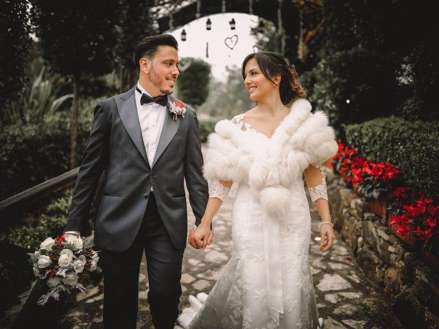 Il matrimonio di Davide e Melania a Napoli, Napoli 55