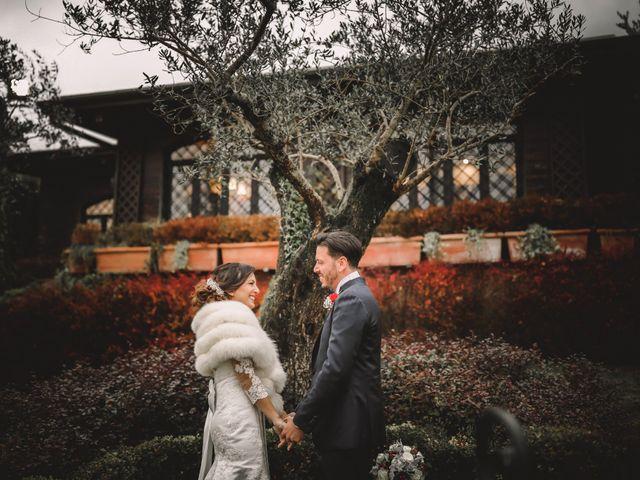 Il matrimonio di Davide e Melania a Napoli, Napoli 1