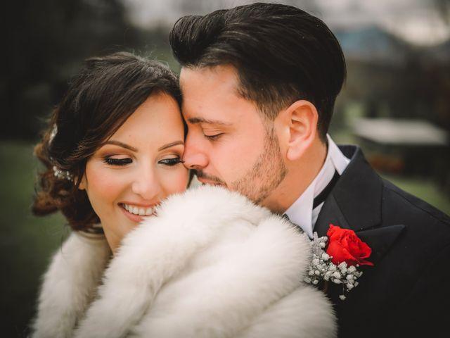 Il matrimonio di Davide e Melania a Napoli, Napoli 57