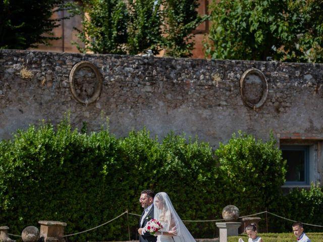 Il matrimonio di Gloria e Gabriele a Frascati, Roma 10