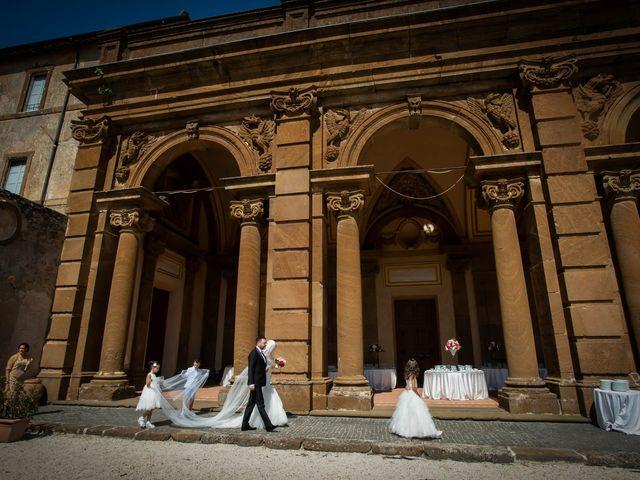 Il matrimonio di Gloria e Gabriele a Frascati, Roma 1