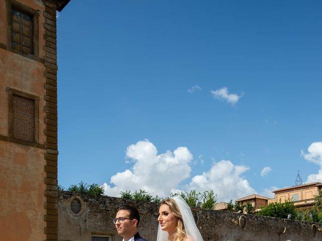 Il matrimonio di Gloria e Gabriele a Frascati, Roma 18