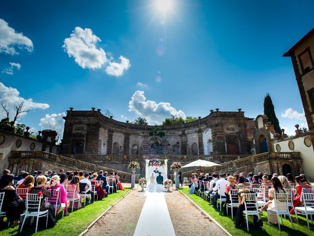 Il matrimonio di Gloria e Gabriele a Frascati, Roma 19