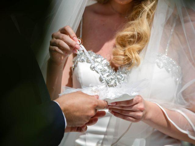 Il matrimonio di Gloria e Gabriele a Frascati, Roma 20