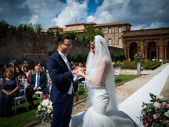Il matrimonio di Gloria e Gabriele a Frascati, Roma 22