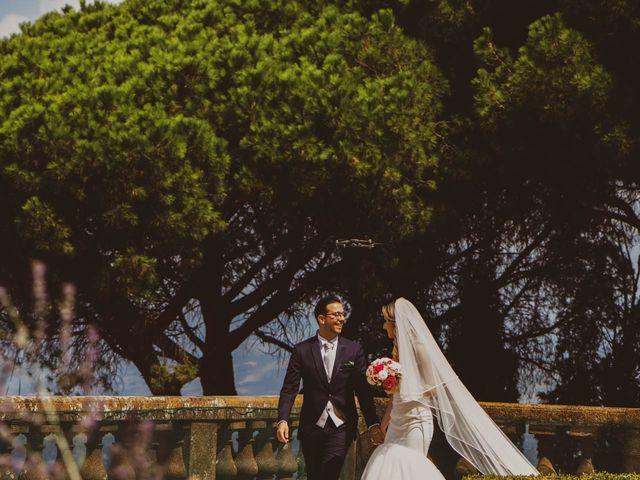Il matrimonio di Gloria e Gabriele a Frascati, Roma 23