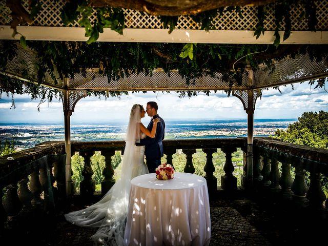Il matrimonio di Gloria e Gabriele a Frascati, Roma 24