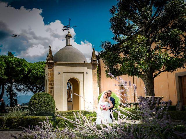 Il matrimonio di Gloria e Gabriele a Frascati, Roma 25