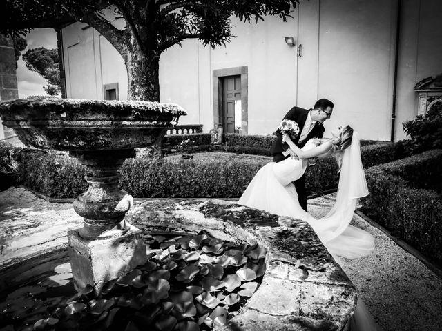 Il matrimonio di Gloria e Gabriele a Frascati, Roma 26