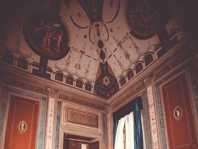 Il matrimonio di Gloria e Gabriele a Frascati, Roma 27