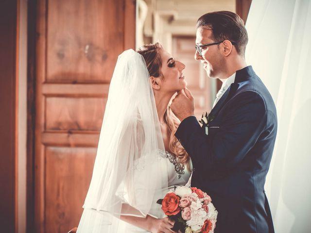 Il matrimonio di Gloria e Gabriele a Frascati, Roma 28