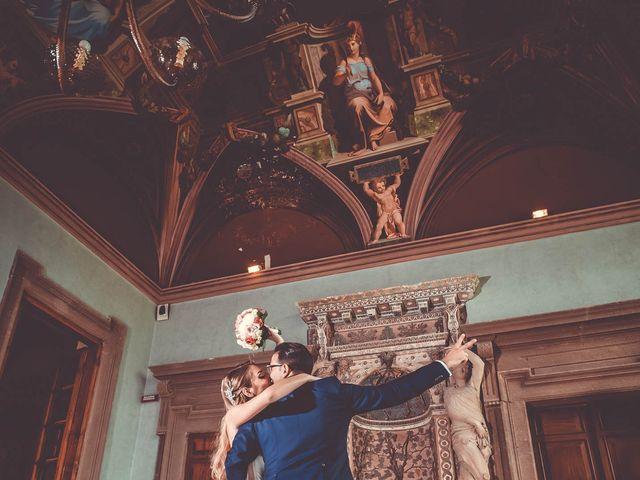 Il matrimonio di Gloria e Gabriele a Frascati, Roma 31