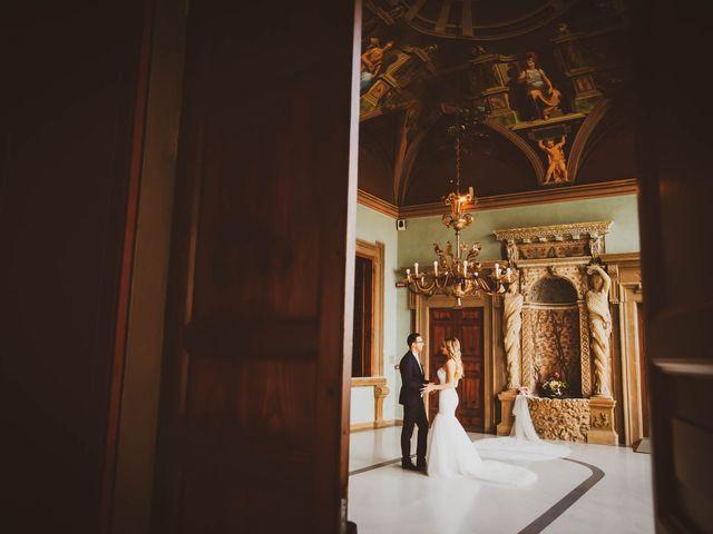 Il matrimonio di Gloria e Gabriele a Frascati, Roma 34