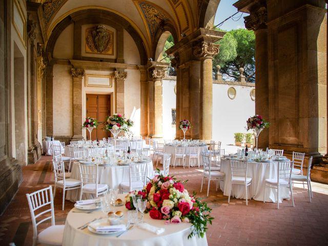Il matrimonio di Gloria e Gabriele a Frascati, Roma 36