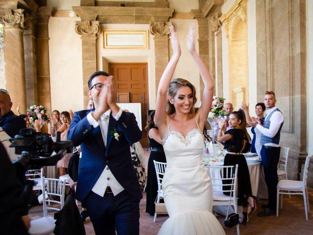 Il matrimonio di Gloria e Gabriele a Frascati, Roma 38