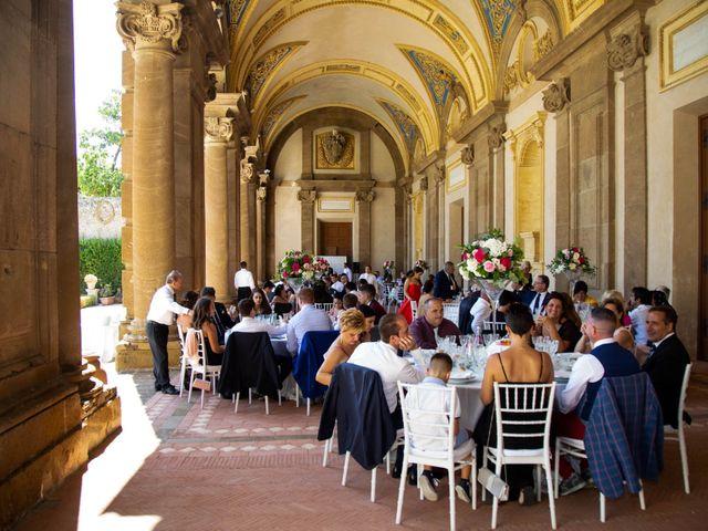 Il matrimonio di Gloria e Gabriele a Frascati, Roma 39