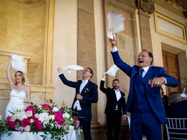 Il matrimonio di Gloria e Gabriele a Frascati, Roma 40