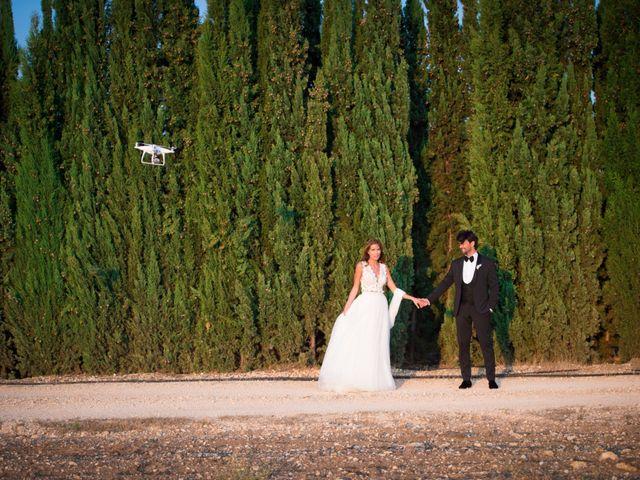 Il matrimonio di Giuliana e Cristian a Acquaviva delle Fonti, Bari 1