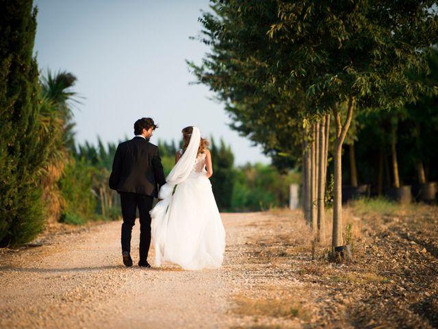Il matrimonio di Giuliana e Cristian a Acquaviva delle Fonti, Bari 30