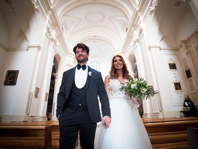 Il matrimonio di Giuliana e Cristian a Acquaviva delle Fonti, Bari 35