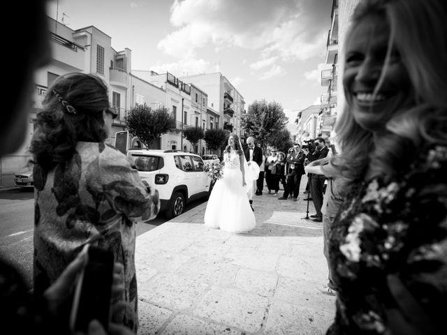 Il matrimonio di Giuliana e Cristian a Acquaviva delle Fonti, Bari 36