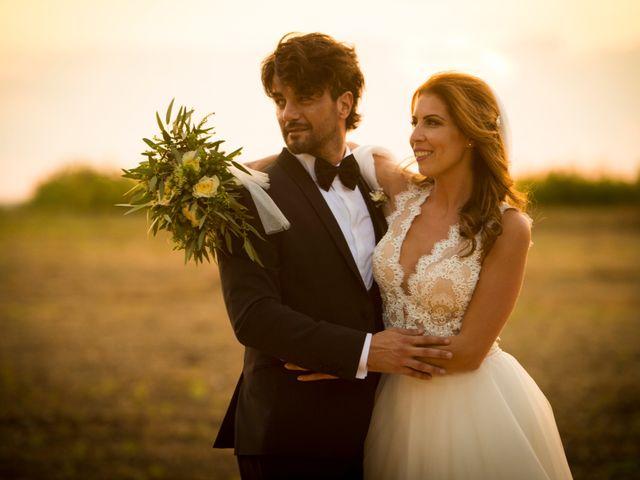 Il matrimonio di Giuliana e Cristian a Acquaviva delle Fonti, Bari 53