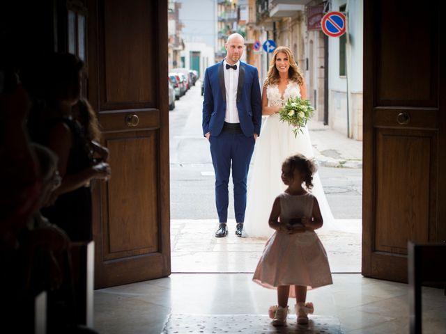 Il matrimonio di Giuliana e Cristian a Acquaviva delle Fonti, Bari 84