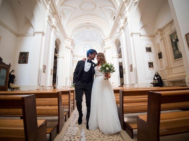 Il matrimonio di Giuliana e Cristian a Acquaviva delle Fonti, Bari 86