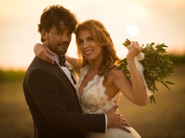 Il matrimonio di Giuliana e Cristian a Acquaviva delle Fonti, Bari 100