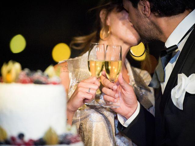 Il matrimonio di Giuliana e Cristian a Acquaviva delle Fonti, Bari 110