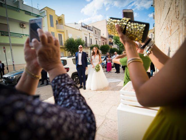 Il matrimonio di Giuliana e Cristian a Acquaviva delle Fonti, Bari 114