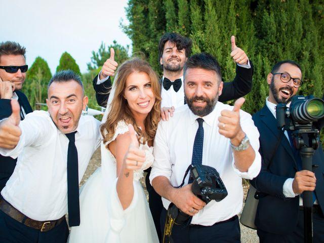 Il matrimonio di Giuliana e Cristian a Acquaviva delle Fonti, Bari 121