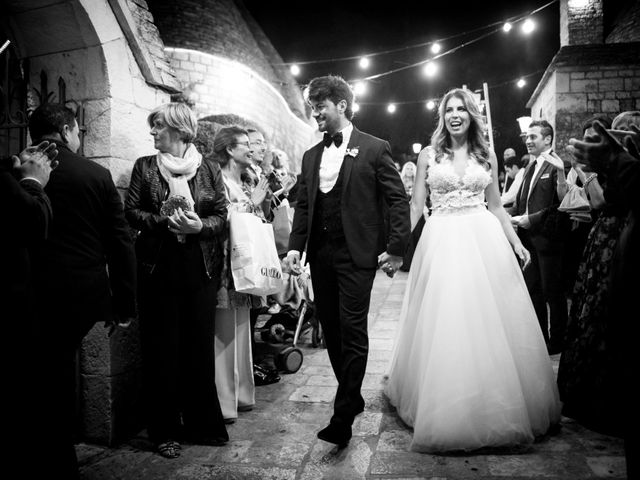 Il matrimonio di Giuliana e Cristian a Acquaviva delle Fonti, Bari 142